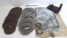 GM 6L80 Transmission Rebuild Kit Overhaul + Steels + Clutches + Filter 2006-UP
