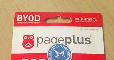 PAGE PLUS 3G ACTIVATION PLUS $12 PLAN