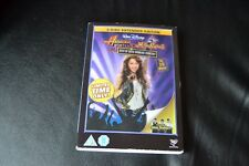 Hannah Montana Miley Cyrus Best of Both Worlds Concert DVD 3D 2-disc extended ed