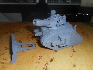 Warhammer 40K - (B121) - Astra Militarum - Leman Russ Demolisher