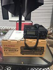 Yaesu FT-900/AT HF Ham Radio Transceiver
