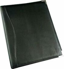 Esposti A4 Ring Binder - Leather Look - A4 - Silver Metal Corners