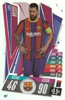 Match Attax 2020/21 Champions League #OS7 Lionel Messi XL LIMITED EDITION