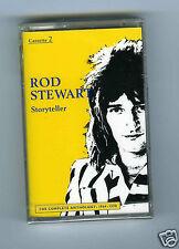 CASSETTE TAPE NEW ROD STEWART STORYTELLER COMPLETE ANTHOLOGY 1964 1990 VOL 2