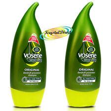2x Vosene Medicated Anti Dandruff Shampoo Hair Scalp