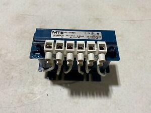 1x MTE Corporation RL-01801 Three Phase Reactor 18 AMP AC 600V, NOS unused