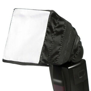 Small Portable Universal Flash Diffuser Softbox for All Speedlights, MF-70