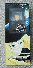 """NEW MIB Medicom Galaxy Express 999 Maetel Maeteru Toy Figure 12"""" with Passcard"""
