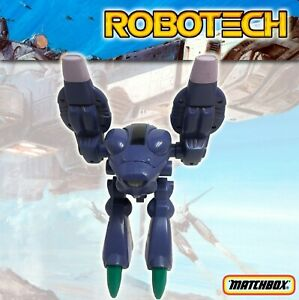 Robotech Invid Shock Trooper 1985 Matchbox Harmony Gold Exo Squad Playmates