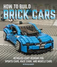 How to Build Brick Cars~Detailed LEGO Designs for Sports~Race~Muscle Cars~NEW