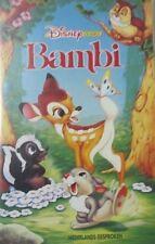 BAMBI (1994)  - WALT DISNEY  - VHS