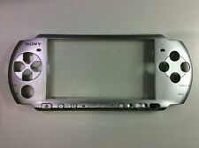 SONY PLAYSTATION PORTABLE PSP 3004  COVER FRONTALE SILVER