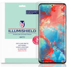 3x iLLumiShield Matte Screen Protector for Samsung Galaxy S20 6.2 inch
