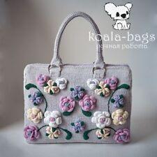 New handmade designer handbag