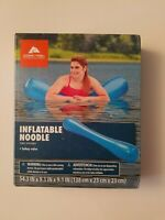 Ozark Trail Inflatable Noodle Swimming Pool Floating Water Float Assorted Colors