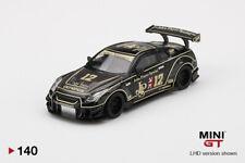 Mini Gt Nissan Gt-R R35 Type 2 Rear Wing Jps John Player Special Mgt00140 1/64