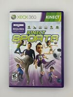 Kinect Sports - Xbox 360 Game - Complete & Tested