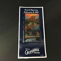 DCA California Adventure Grand Opening February 8, 2001 Retired Disney Pin 3909