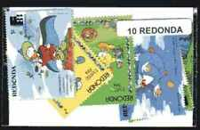 Redonda 10 timbres différents