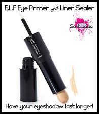 E.L.F ELF EYE PRIMER & LINER SEALER EYESHADOW LAST LONG LONGER NUDE EYELINER