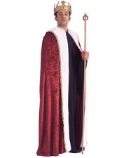 Rubie's Burgundy Velvet King's Cape Costume (14995)