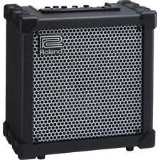 Roland CB-20XL Cube 20 Watt 1 x 8 Inch Bass Guitar Compact Combo Amplifier Black