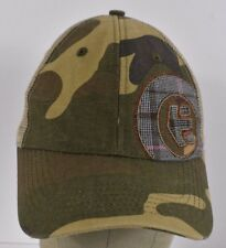 Camouflage Etnies Footwear Logo Embroidered Trucker hat cap Adjustable Snapback
