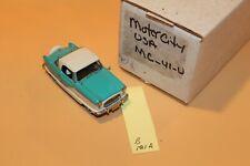 B181A Motor City USA 1959 Nash Metropolitan Coupe 1:43 Aqua and White