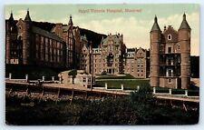 Postcard Canada Montreal Royal Victoria Hospital Quebec B1