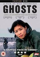 Ghosts (UK REGION 2 DVD, 2013)
