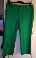 Banana Republic Hampton brocade style cropped trousers NWT 10 / 14 UK petit