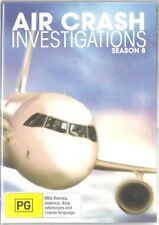 Air Crash Investigations Season 8 New/Unsealed All Regions (Plays Anywhere) Slim