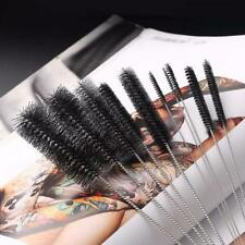 10PC 8 inch Long Nylon brushes ROUND TUBE GUN CLEANING BRUSHES BRUSH BOT
