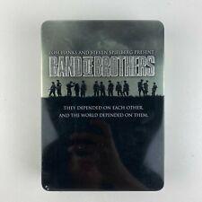 Band of Brothers (2001) - 6-Disc Dvd Box Set Tom Hanks Spielberg War Tv Series