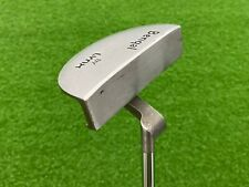 """Rare Vintage Unique Design Bengal by Lynx Golf Putter 35.5"""" Right Handed Used"""
