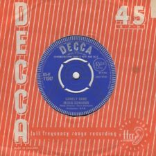 Jackie Edwards Lonely Game Decca Demo 45-F 11547 Soul Northern Motown