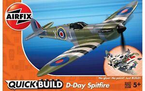 D-Day Spitfire Quickbuild Air Fix Model Kit