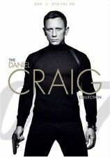 007 The Daniel Craig 4-film Collection DVD 4disc