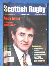 Scottish Rugby Magazine. Issue 76 April 1997