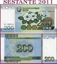 KOREA   COREA  -  200 WON  2005   -  P 48 -  FDS / UNC