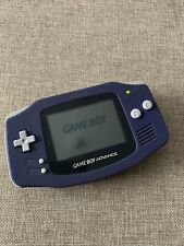 Nintendo Game Boy Gameboy Advance Lila Indigo Handheld Konsole Spielkonsole