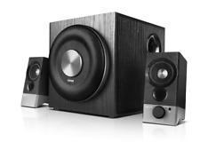 Edifier M3600D Black THX Certified 2.1 Multimedia Audiophile Speaker System NEW