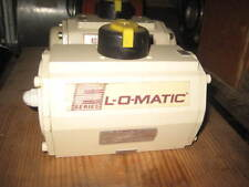 EL-O-MATIC SINGLE ACTING PNEUMATIC ACTUATOR ED-4 , (A1)