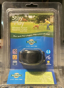 NEW PetSafe PIF00-14288 Stay & Play Wireless Fence Rechargeable Receiver Collar