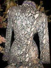 ANNE KLEIN NWT PLUSH SOFT POLYESTER PAJAMAS LOUNGE PANTS LONG Sleeved medium