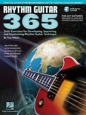 Guitar Method Book ~ Daily Excercises ~ Theory, Fingerpicking, Scales, More!