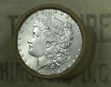 $20 BU MORGAN DOLLAR ROLL UNCIRCULATED SILVER 1890 & CC MINT ENDS DOLLARS Z30