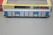 Con-Cor 603026 US Autotransportwagen RF&P Spur N OVP