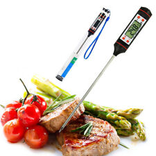 thermomètre la température de cuisson de la viande sonde cuisine cuisinier bbq