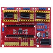 A4988 CNC Controller Shield V4 Engraver Stepper Motor Driver for Arduino GRBL